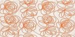 Wave Modern orange 448x223 / 8mm