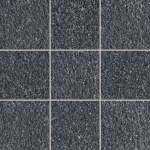 Graniti Black 1 MAT 298x298 / 12mm