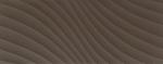 Elementary brown wave STR 748x298 / 10mm