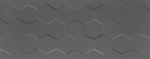 Elementary graphite hex STR 748x298 / 10mm